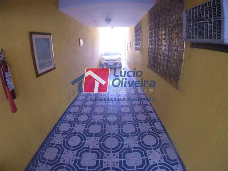 17 - Garagem - Casa à venda Rua Alice Tibiriçá,Vila da Penha, Rio de Janeiro - R$ 1.500.000 - VPCA40058 - 13