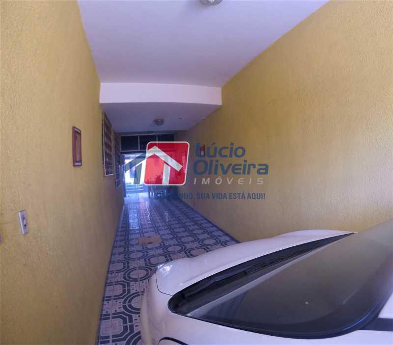 18 - Garagem - Casa à venda Rua Alice Tibiriçá,Vila da Penha, Rio de Janeiro - R$ 1.500.000 - VPCA40058 - 14