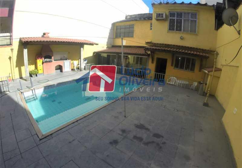24 - Piscina - Casa à venda Rua Alice Tibiriçá,Vila da Penha, Rio de Janeiro - R$ 1.500.000 - VPCA40058 - 18