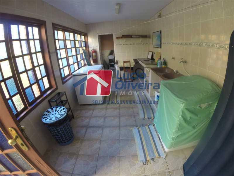 25 - Lavanderia - Casa à venda Rua Alice Tibiriçá,Vila da Penha, Rio de Janeiro - R$ 1.500.000 - VPCA40058 - 19