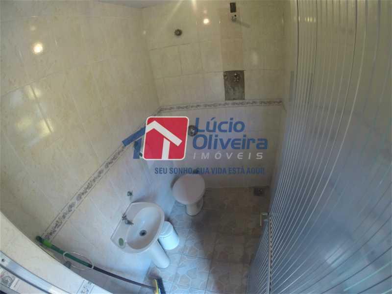 26 - Lavanderia Banheiro - Casa à venda Rua Alice Tibiriçá,Vila da Penha, Rio de Janeiro - R$ 1.500.000 - VPCA40058 - 20