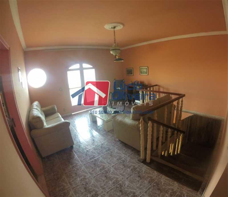 27 - Circulação 2 oandar - Casa à venda Rua Alice Tibiriçá,Vila da Penha, Rio de Janeiro - R$ 1.500.000 - VPCA40058 - 21