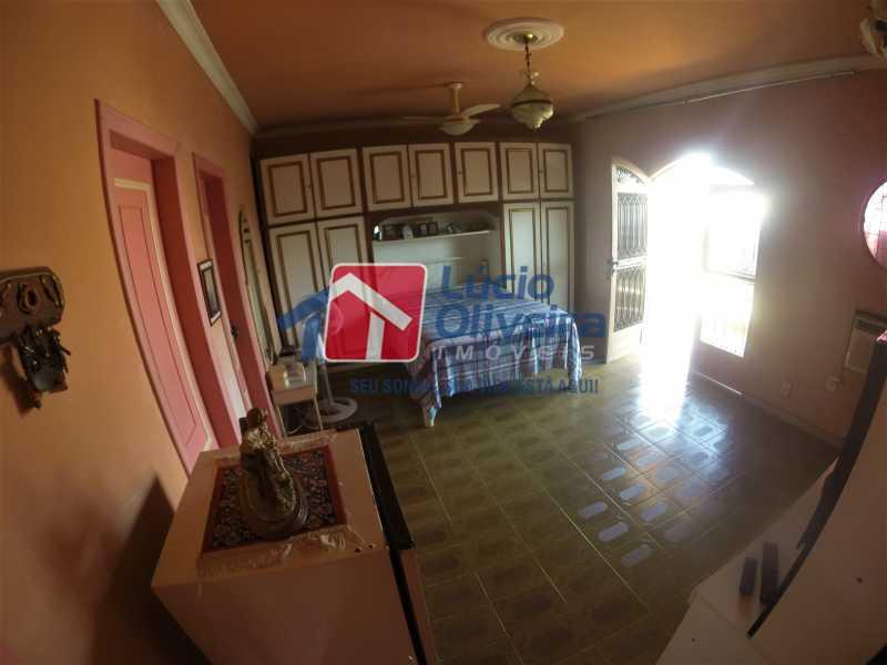 31 - Quarto com Suíte - Casa à venda Rua Alice Tibiriçá,Vila da Penha, Rio de Janeiro - R$ 1.500.000 - VPCA40058 - 23