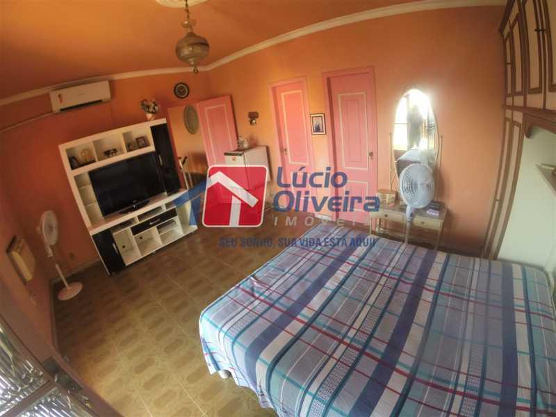 32 - Quarto com Suíte - Casa à venda Rua Alice Tibiriçá,Vila da Penha, Rio de Janeiro - R$ 1.500.000 - VPCA40058 - 24