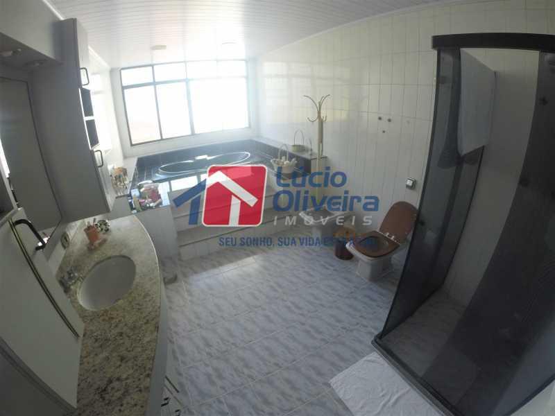 33 - Quarto com Suíte - Casa à venda Rua Alice Tibiriçá,Vila da Penha, Rio de Janeiro - R$ 1.500.000 - VPCA40058 - 25