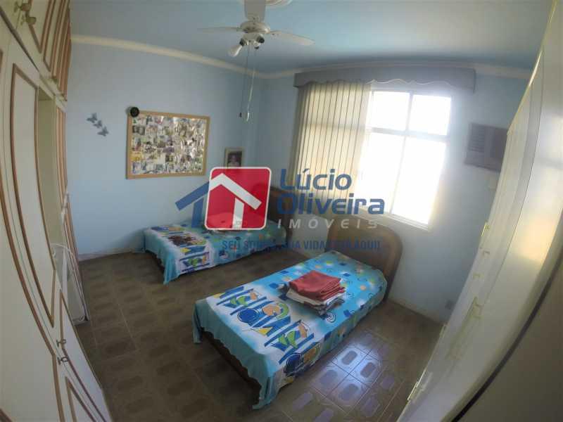 34 - 1o Quarto Solteiro 2oar - Casa à venda Rua Alice Tibiriçá,Vila da Penha, Rio de Janeiro - R$ 1.500.000 - VPCA40058 - 26