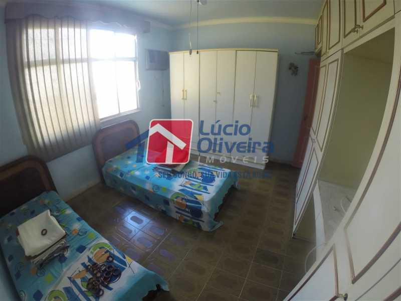 35 - 1o Quarto Solteiro 2oar - Casa à venda Rua Alice Tibiriçá,Vila da Penha, Rio de Janeiro - R$ 1.500.000 - VPCA40058 - 27