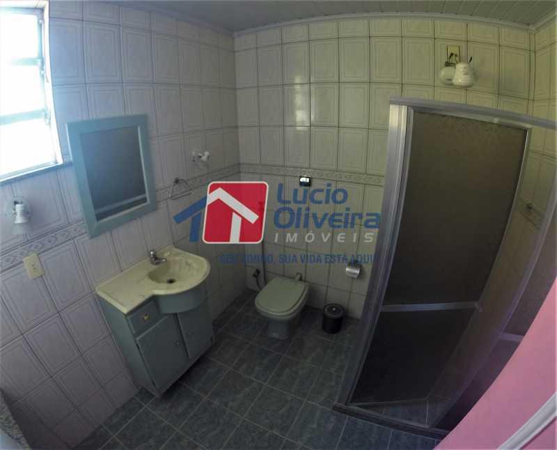 38 - Banheiro Social 2oar - Casa à venda Rua Alice Tibiriçá,Vila da Penha, Rio de Janeiro - R$ 1.500.000 - VPCA40058 - 30