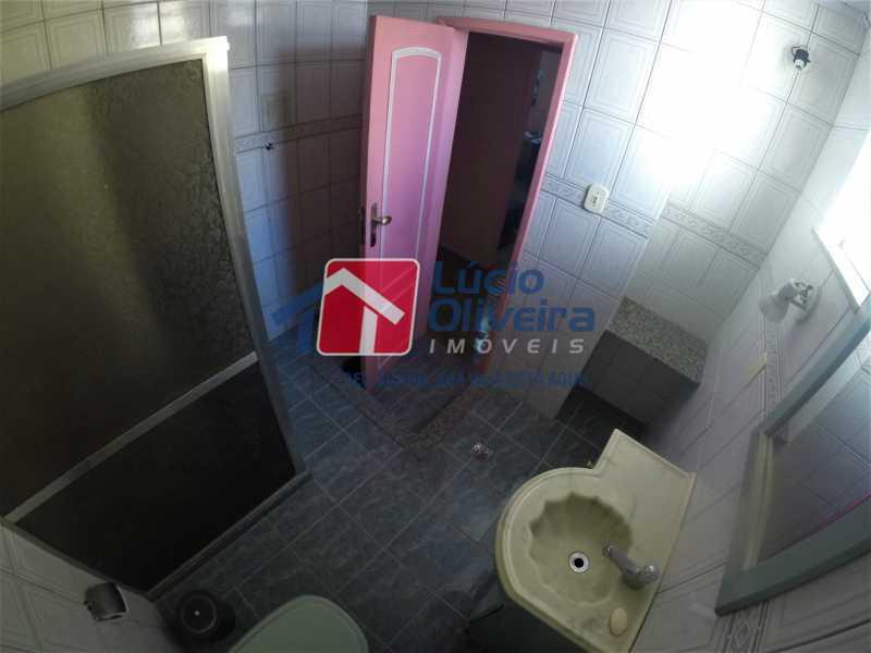 39 - Banheiro Social 2oar - Casa à venda Rua Alice Tibiriçá,Vila da Penha, Rio de Janeiro - R$ 1.500.000 - VPCA40058 - 31