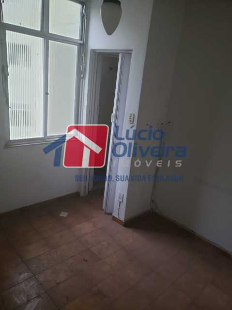 3-Sala ambiente.... - Apartamento Rua Cordovil,Parada de Lucas, Rio de Janeiro, RJ À Venda, 1 Quarto, 35m² - VPAP10142 - 4