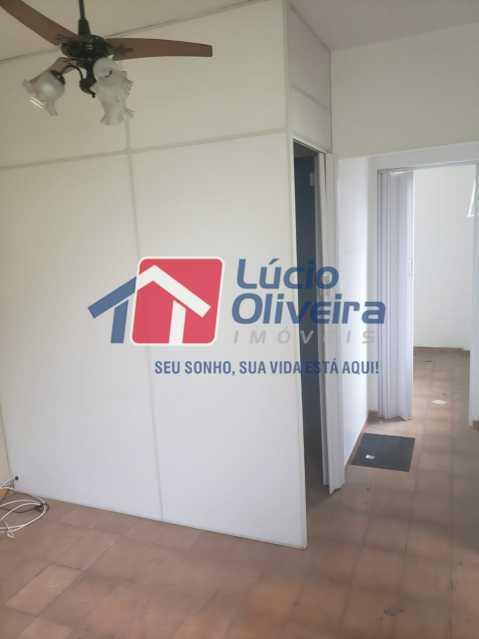 4-Sala ambiente - Apartamento Rua Cordovil,Parada de Lucas, Rio de Janeiro, RJ À Venda, 1 Quarto, 35m² - VPAP10142 - 5