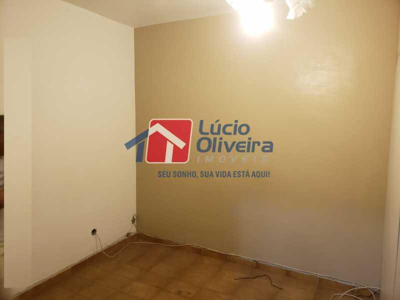 6-Sala - Apartamento Rua Cordovil,Parada de Lucas, Rio de Janeiro, RJ À Venda, 1 Quarto, 35m² - VPAP10142 - 7