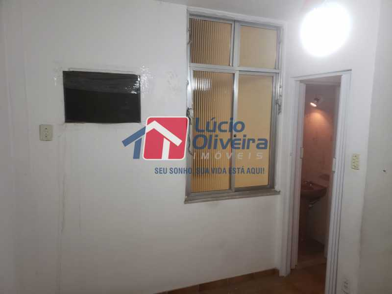 8-Quarto - Apartamento Rua Cordovil,Parada de Lucas, Rio de Janeiro, RJ À Venda, 1 Quarto, 35m² - VPAP10142 - 9