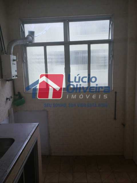 9-Cozinha - Apartamento Rua Cordovil,Parada de Lucas, Rio de Janeiro, RJ À Venda, 1 Quarto, 35m² - VPAP10142 - 10