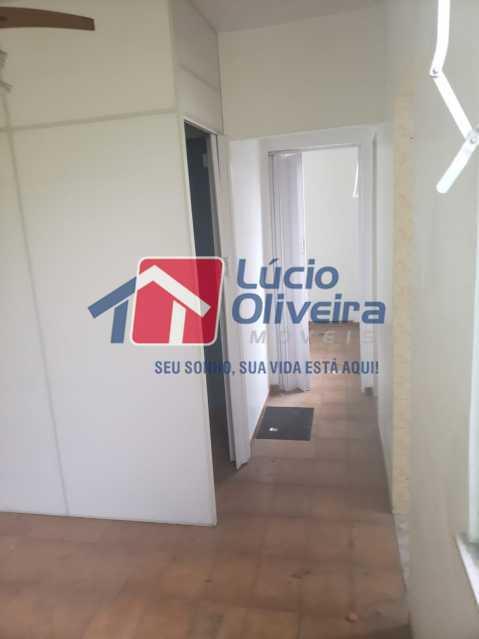 12-Circulação - Apartamento Rua Cordovil,Parada de Lucas, Rio de Janeiro, RJ À Venda, 1 Quarto, 35m² - VPAP10142 - 13