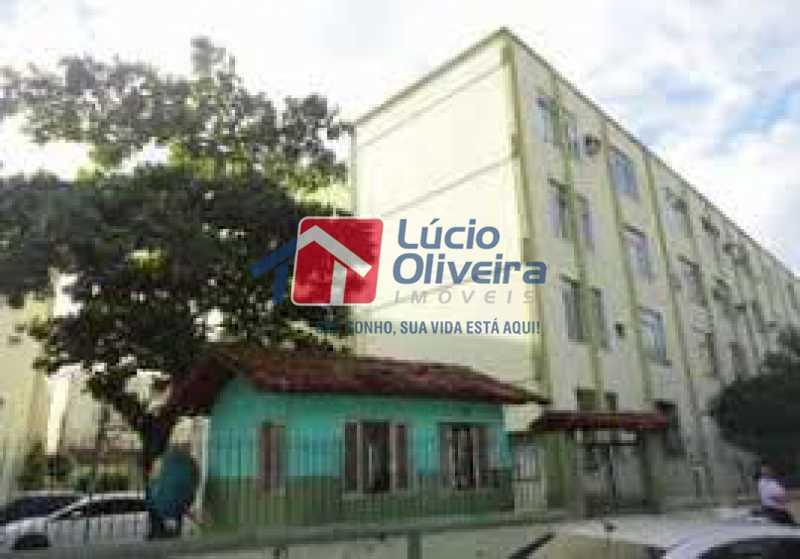 16-Portaria - Apartamento Rua Cordovil,Parada de Lucas, Rio de Janeiro, RJ À Venda, 1 Quarto, 35m² - VPAP10142 - 14