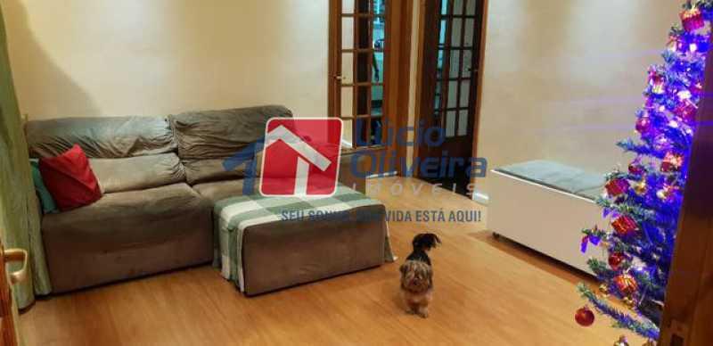 2- Sala ambiente - Casa à venda Rua Lima Barreto,Quintino Bocaiúva, Rio de Janeiro - R$ 370.000 - VPCA20257 - 3