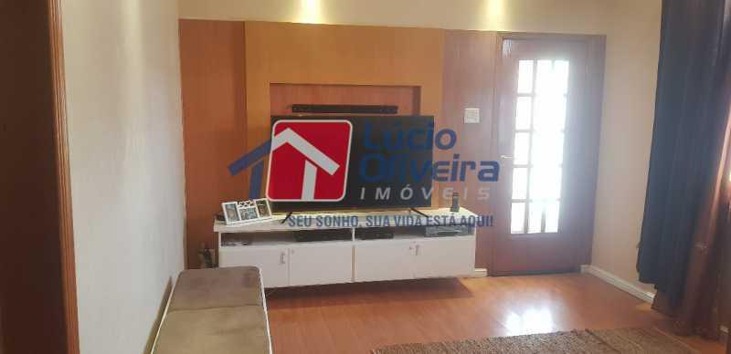 2-Sala 2 ambiente - Casa à venda Rua Lima Barreto,Quintino Bocaiúva, Rio de Janeiro - R$ 370.000 - VPCA20257 - 4