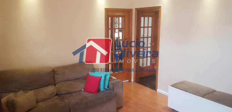 3-Sala ambiente - Casa à venda Rua Lima Barreto,Quintino Bocaiúva, Rio de Janeiro - R$ 370.000 - VPCA20257 - 5