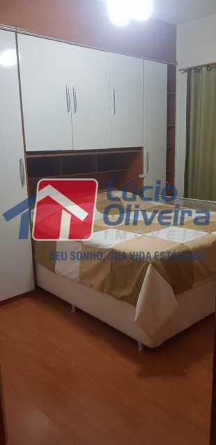 6-Quarto Casal .. - Casa à venda Rua Lima Barreto,Quintino Bocaiúva, Rio de Janeiro - R$ 370.000 - VPCA20257 - 8
