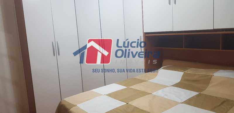 8-Quarto casal modulados - Casa à venda Rua Lima Barreto,Quintino Bocaiúva, Rio de Janeiro - R$ 370.000 - VPCA20257 - 10