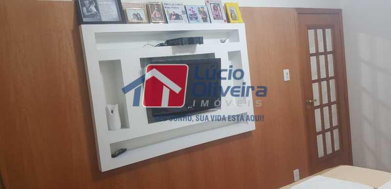 9-Quarto Casal - Casa à venda Rua Lima Barreto,Quintino Bocaiúva, Rio de Janeiro - R$ 370.000 - VPCA20257 - 11