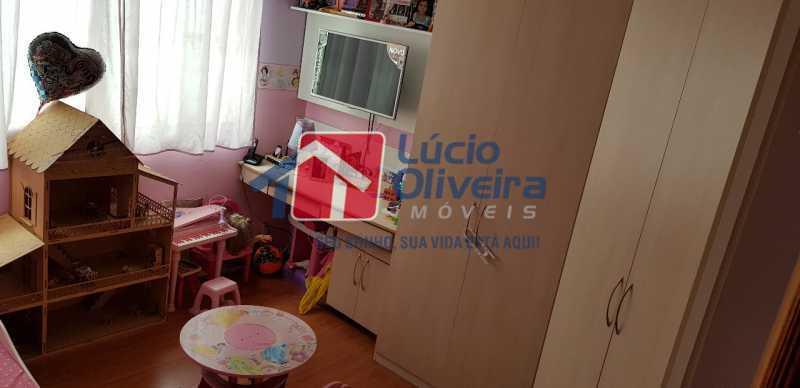 10-Quarto menia - Casa à venda Rua Lima Barreto,Quintino Bocaiúva, Rio de Janeiro - R$ 370.000 - VPCA20257 - 12