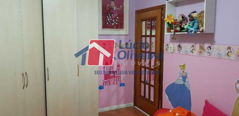 11-Quarto menina armarios - Casa à venda Rua Lima Barreto,Quintino Bocaiúva, Rio de Janeiro - R$ 370.000 - VPCA20257 - 13