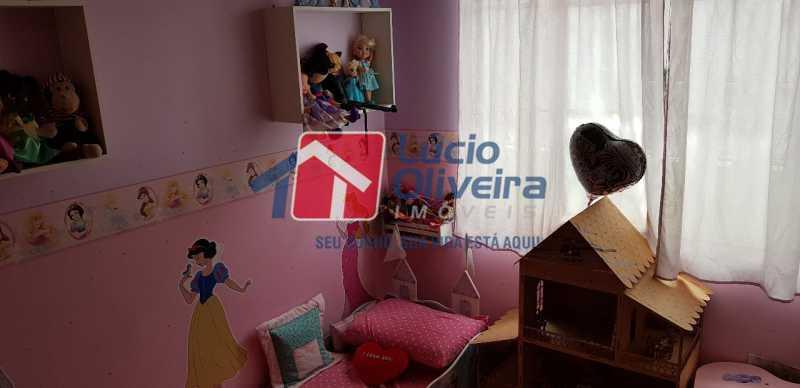 12-Quarto menina - Casa à venda Rua Lima Barreto,Quintino Bocaiúva, Rio de Janeiro - R$ 370.000 - VPCA20257 - 14