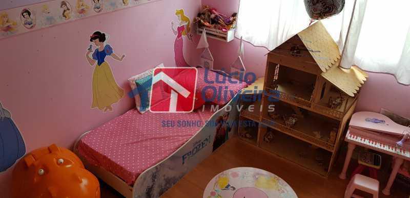 13-Quarto solteira - Casa à venda Rua Lima Barreto,Quintino Bocaiúva, Rio de Janeiro - R$ 370.000 - VPCA20257 - 15