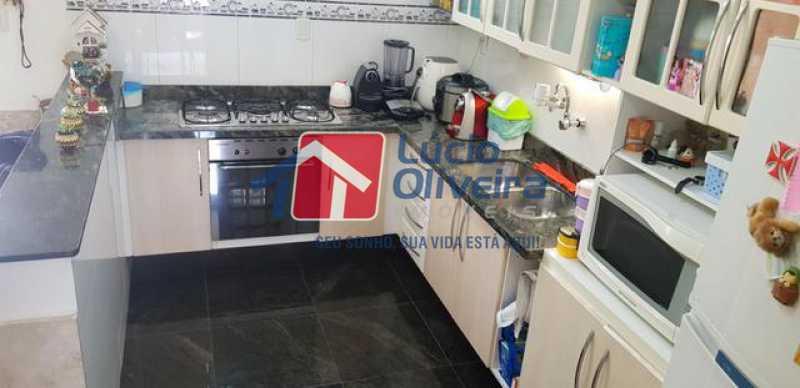 16-Cozinha modulada.... - Casa à venda Rua Lima Barreto,Quintino Bocaiúva, Rio de Janeiro - R$ 370.000 - VPCA20257 - 18