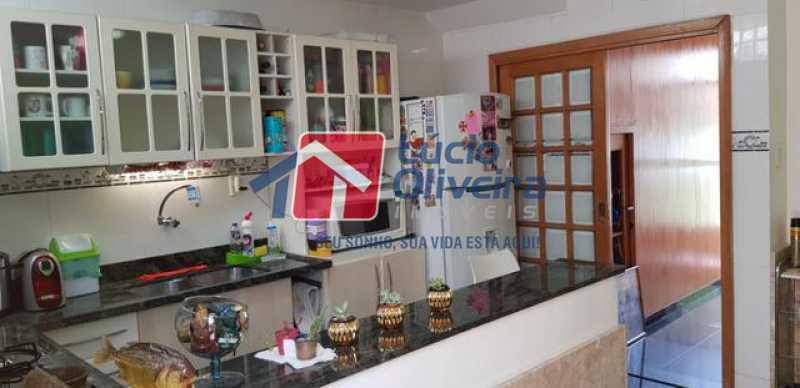 17-Cozinha modulada - Casa à venda Rua Lima Barreto,Quintino Bocaiúva, Rio de Janeiro - R$ 370.000 - VPCA20257 - 19