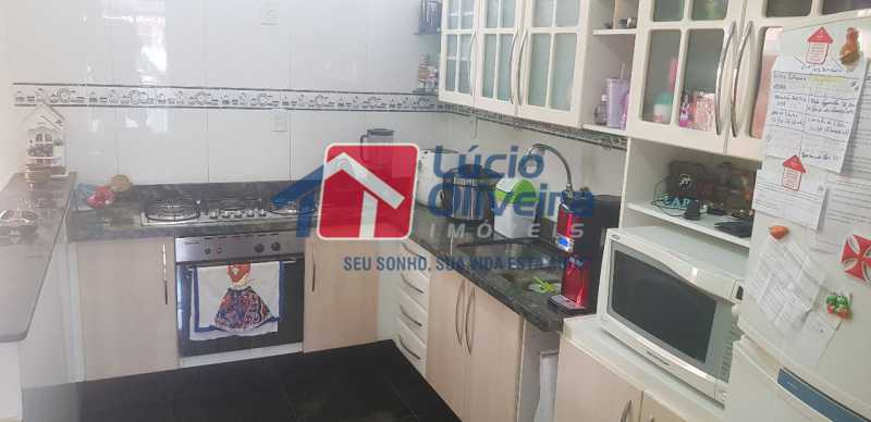 18-Cozinha Planejada - Casa à venda Rua Lima Barreto,Quintino Bocaiúva, Rio de Janeiro - R$ 370.000 - VPCA20257 - 20