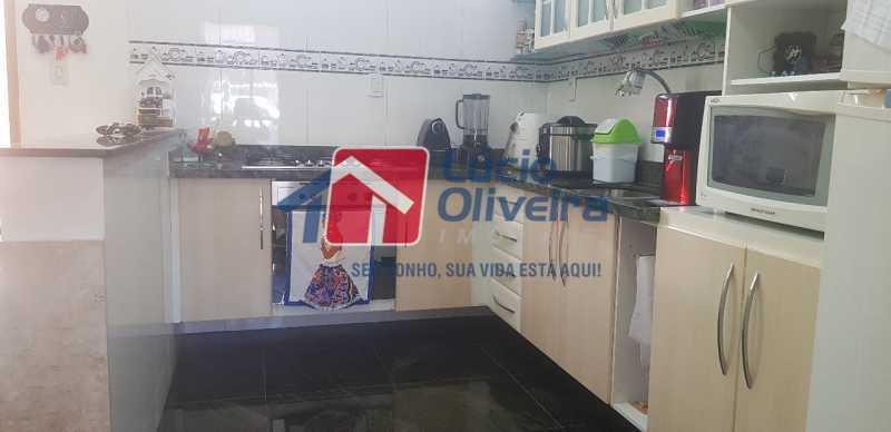 19-Cozinha - Casa à venda Rua Lima Barreto,Quintino Bocaiúva, Rio de Janeiro - R$ 370.000 - VPCA20257 - 21