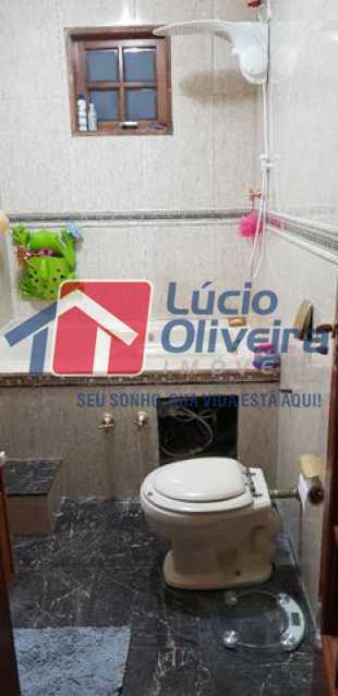 21-Banheiro social... - Casa à venda Rua Lima Barreto,Quintino Bocaiúva, Rio de Janeiro - R$ 370.000 - VPCA20257 - 23