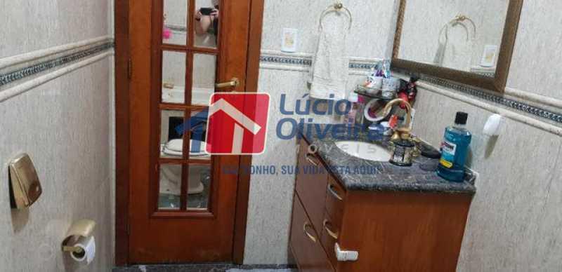 22-Banheiro social - Casa à venda Rua Lima Barreto,Quintino Bocaiúva, Rio de Janeiro - R$ 370.000 - VPCA20257 - 24