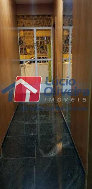 24-Entrada lateral - Casa à venda Rua Lima Barreto,Quintino Bocaiúva, Rio de Janeiro - R$ 370.000 - VPCA20257 - 26