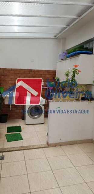 25-lavanderia - Casa à venda Rua Lima Barreto,Quintino Bocaiúva, Rio de Janeiro - R$ 370.000 - VPCA20257 - 27