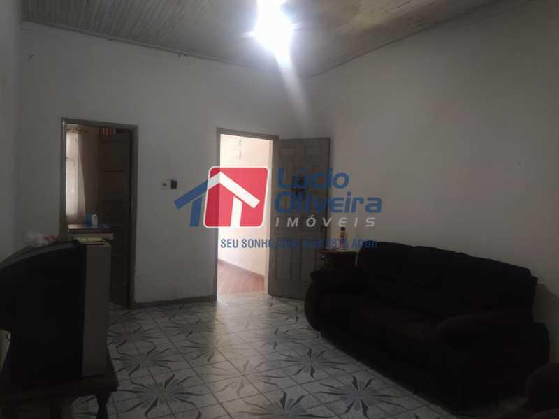 02 Sala. - Casa à venda Rua Fernandes Leão,Vicente de Carvalho, Rio de Janeiro - R$ 350.000 - VPCA20258 - 3