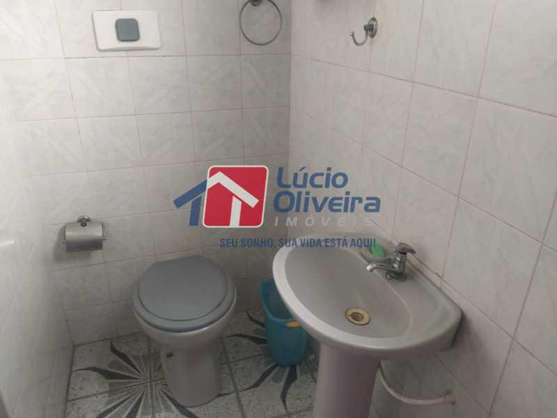 09 Banheiro. - Casa à venda Rua Fernandes Leão,Vicente de Carvalho, Rio de Janeiro - R$ 350.000 - VPCA20258 - 10