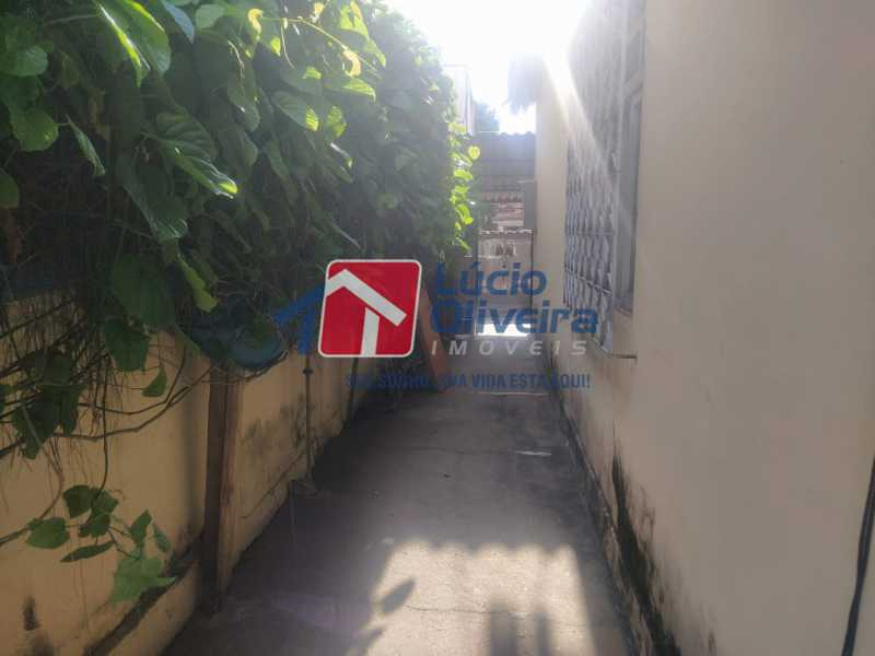 11 Área de circulação. - Casa à venda Rua Fernandes Leão,Vicente de Carvalho, Rio de Janeiro - R$ 350.000 - VPCA20258 - 12