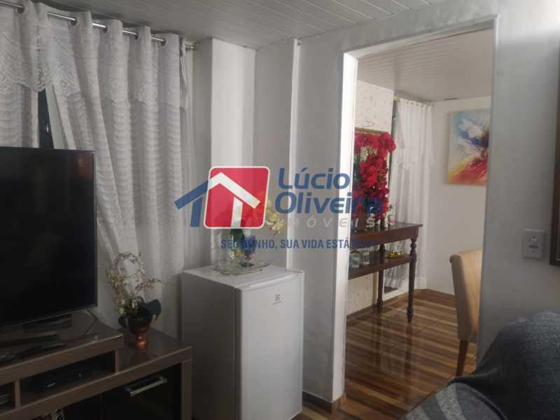 15 Sala. - Casa à venda Rua Fernandes Leão,Vicente de Carvalho, Rio de Janeiro - R$ 350.000 - VPCA20258 - 16