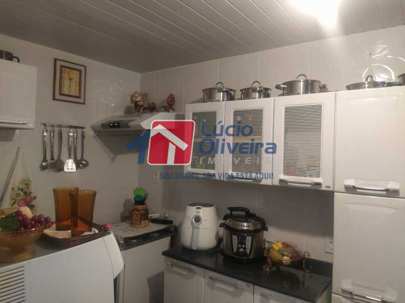 18 cozinha. - Casa à venda Rua Fernandes Leão,Vicente de Carvalho, Rio de Janeiro - R$ 350.000 - VPCA20258 - 19