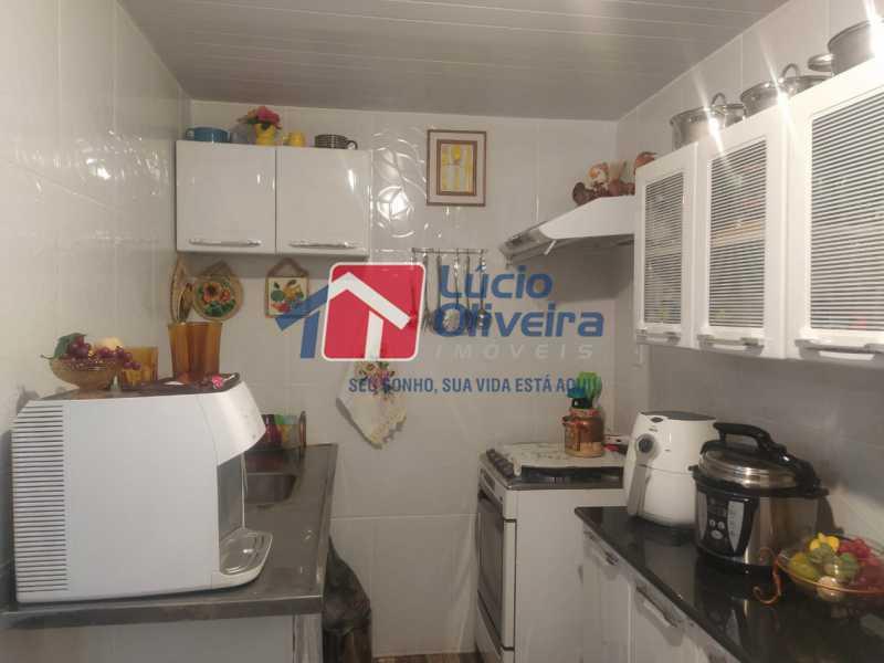 19 cozinha. - Casa à venda Rua Fernandes Leão,Vicente de Carvalho, Rio de Janeiro - R$ 350.000 - VPCA20258 - 20