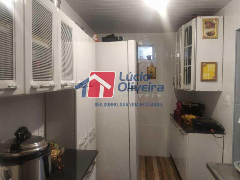 20 Cozinha. - Casa à venda Rua Fernandes Leão,Vicente de Carvalho, Rio de Janeiro - R$ 350.000 - VPCA20258 - 21