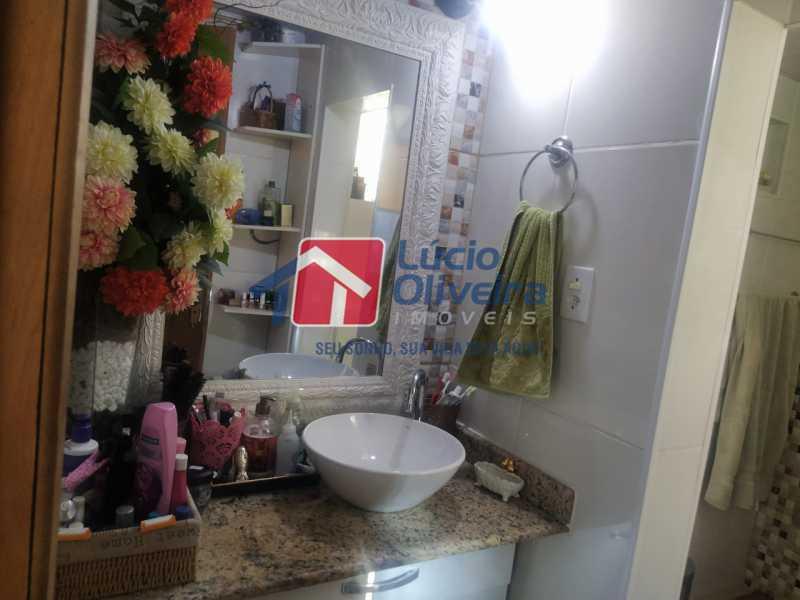 21 Banheiro. - Casa à venda Rua Fernandes Leão,Vicente de Carvalho, Rio de Janeiro - R$ 350.000 - VPCA20258 - 22
