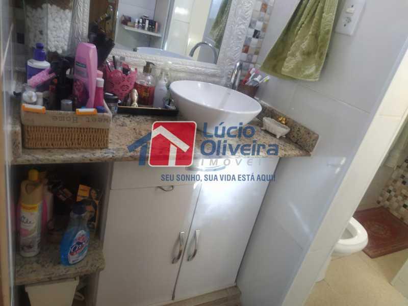 22 Banheiro. - Casa à venda Rua Fernandes Leão,Vicente de Carvalho, Rio de Janeiro - R$ 350.000 - VPCA20258 - 23