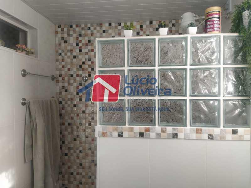 23 Banheiro. - Casa à venda Rua Fernandes Leão,Vicente de Carvalho, Rio de Janeiro - R$ 350.000 - VPCA20258 - 24