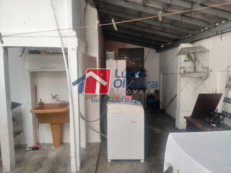 28 Área de serviço. - Casa à venda Rua Fernandes Leão,Vicente de Carvalho, Rio de Janeiro - R$ 350.000 - VPCA20258 - 29