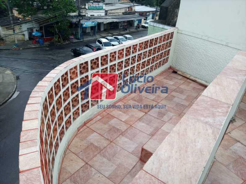 10 varanda - Apartamento à venda Rua Frei Bento,Oswaldo Cruz, Rio de Janeiro - R$ 150.000 - VPAP10143 - 13